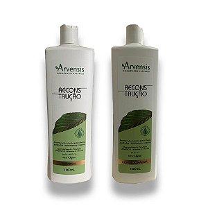 Kit Arvensis Reconstrutor Vegano Shampoo + Condicionador