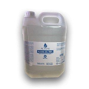 Álcool Gel para Mãos Antisséptico Aloe Vera 5L - Actual