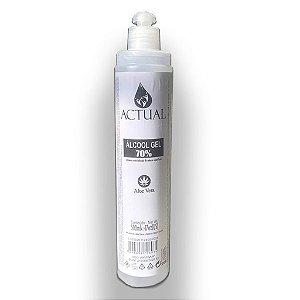 Álcool Gel para Mãos Antisséptico Aloe Vera 500mL - Actual