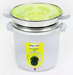 Panela Termocera Junior Mega Bell B/Verde - 400g C/Refil