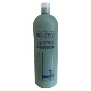 One 4 You Àgua Oxigenada Cremosa - 30 Volumes - 900ml