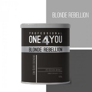 One 4 You Blonde Rebellion Pó Descolorante - 500g