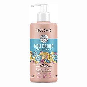 Meu Cacho Meu Crush  Shampoo Crescimento Saudavel 400ml - Inoar