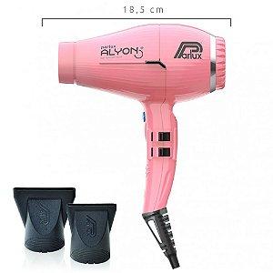 Secador De Cabelo Parlux Alyon Air Ionizer Tech Rosa 127v