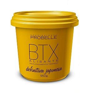 Probelle Btox Definitiva Japonesa Realinhamento Térmico 950g