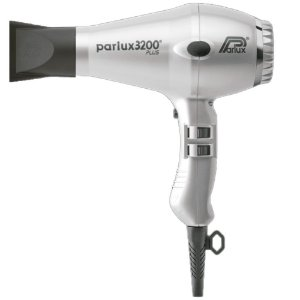 Secador Profissional Parlux 3200 Plus - Prata - 110v