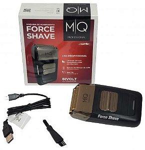Máquina de Acabamento MQ Force Shave Black