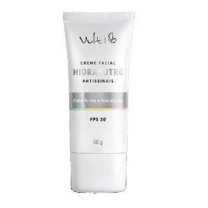 Vult Hidranutre Creme Facial Anti-idade Vegano 50g