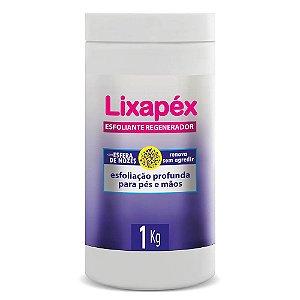 Lixapéx Esfoliante Regenerador Para Mãos e Pés Cora 1kg