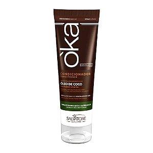 Salvatore Oka Condicionador Oleo de Coco 200ml
