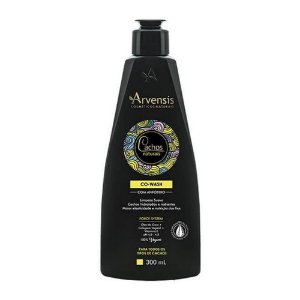 Co-Wash Arvensis Com Anfótero Cachos Naturais 300Ml