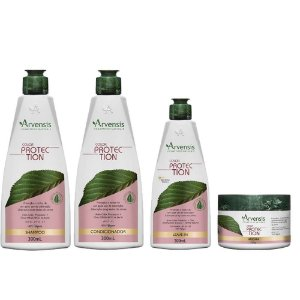 Kit Arvensis Color Protection Vegano (4 Produtos)