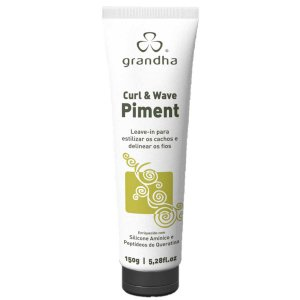 Curl & Wave Piment Leave-in 150g - Grandha