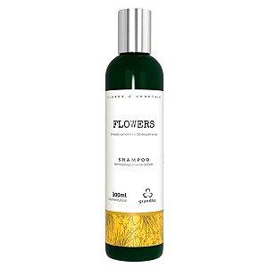 Flowers & Vegetais Conditioner 240g Tratamento Cabelos Finos - Grandha