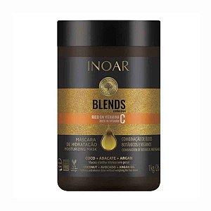 Blends Collection Oil Máscara de Hidratação Capilar 1kg - Inoar