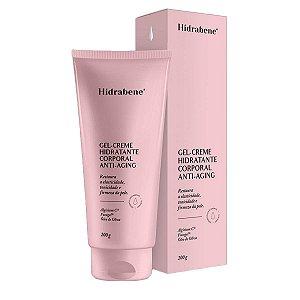 Gel-Creme Hidratante Corporal Anti-Aging 200g - Hidrabene