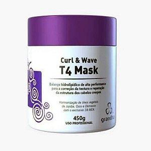 Hydraoil Curl & Wave Molding Mask Cacheados e Crespos 450g - Grandha