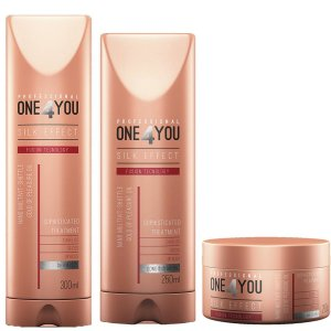 One 4 You - Kit Silk Effect (3 Passos)
