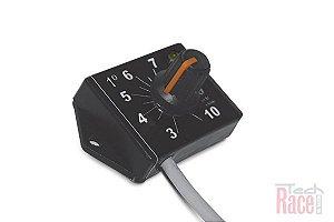Limitador de RPM (Corte de Giro) - SINGLE STEP p/ MOTOS 2 Tempos ou 4 Tempos 1 Cil. / 2 Cil. / 4 cil