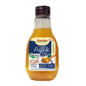 Calda de Agave Azul Organico 330g - Jasmine