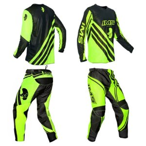 CONJUNTO IMS LIGHT VERDE/FLUOR