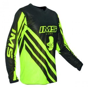 CAMISA IMS LIGHT AMARELA FLUOR