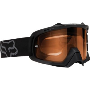 ÓCULOS FOX AIRSPC ENDURO 15 BLACK/ORANGE