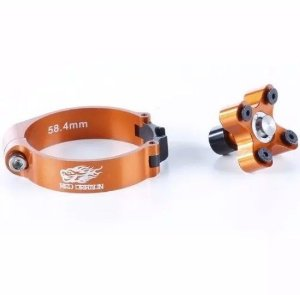 DISPOSITIVO DE LARGADA KTM 58,4MM \ 59MM LARANJA RED DRAGON