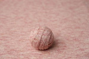 Wrap de Acabamento Frost - Rosa Bebê