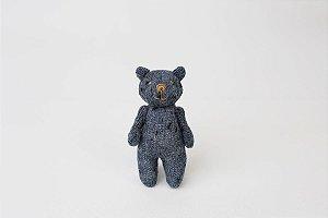 Little Tedy Ursinho Flocado - Blueberry