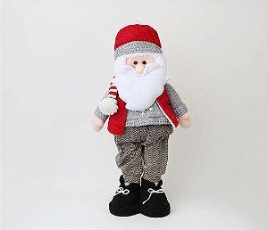 Papai Noel em Pé 54cm
