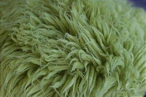 Flokati® Clássico - Verde Lima