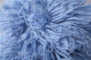 Flokati® Clássico - Azul Bebê