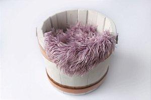 Faux Flokati - Tulipa Violeta