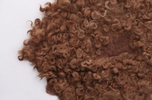 Layer Curly - Marrom