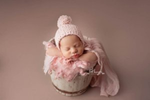 Layer Curly - Rosa Bebê