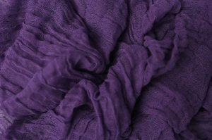 Cheesecloth - Roxo Escuro