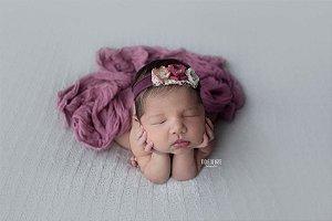 Cheesecloth - Rosa Envelhecido
