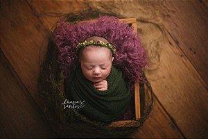 Pelo de Ovelha Curly - Uva