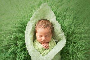 Wrap Importado - Verde Lima