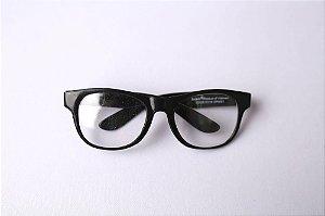 Óculos de Grau Preto