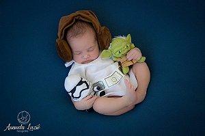 Roupinha Star Wars - Princesa Leia
