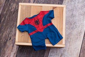 Roupinha - Homem Aranha