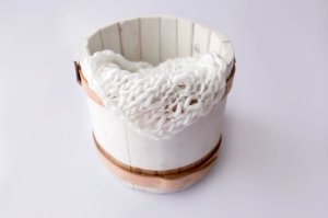 Layer Fio Irregular - Branco