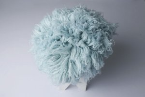 Flokati® SUPREME - Azul Pastel