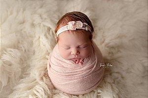 Wrap Knit Soft - Rosa Bebê