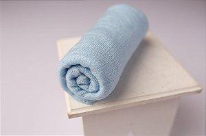 Wrap Knit Soft - Azul