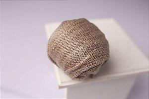 Wrap Knit - Cinza Natural