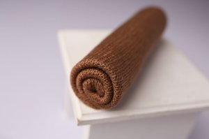 Wrap Knit - Marrom