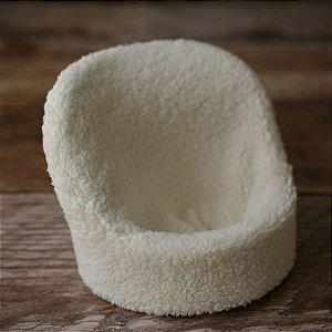 Capa para Posing Pod - Ultra Soft Sherpa Ivory